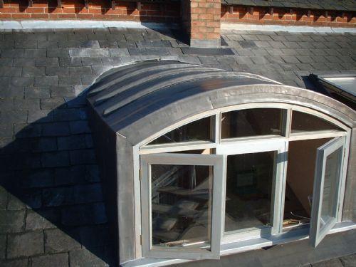 Lead Work Barrel Dormer Roof Lead Gutters Fascias