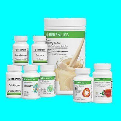 Herbalife Ultimate Weight Management Programs (Piña Colada) $167.15 (save $44.20)  #Herbalife