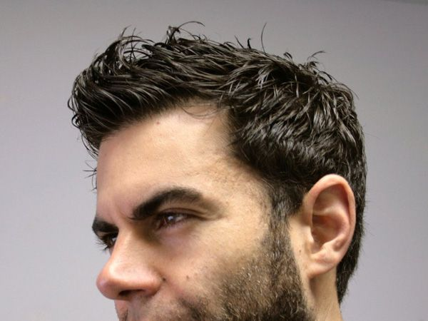 Wolfie Hair 40 Phenomenal Short Hairstyles For Men