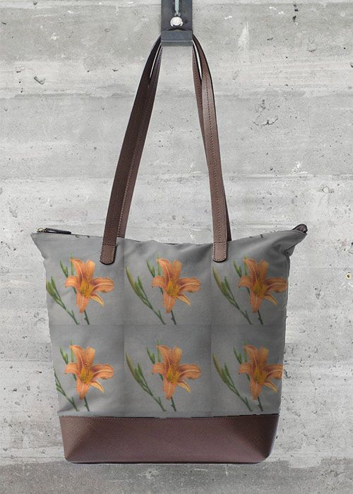 VIDA Statement Bag - birds of paradise-22 by VIDA AbQdkKsLT