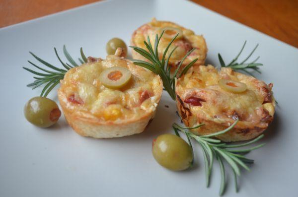 Fotorecept: Tortilové košíčky - Recept pre každého kuchára, množstvo receptov pre pečenie a varenie. Recepty pre chutný život. Slovenské jedlá a medzinárodná kuchyňa