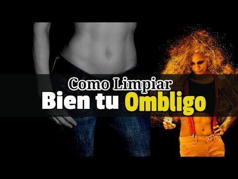 Liked on YouTube: Como Limpiar Bien Tu Ombligo -  Es Bueno Saber Cómo limpiar tu ombligo