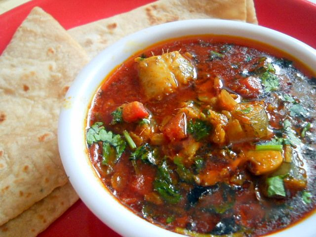 Bombay Duck Curry