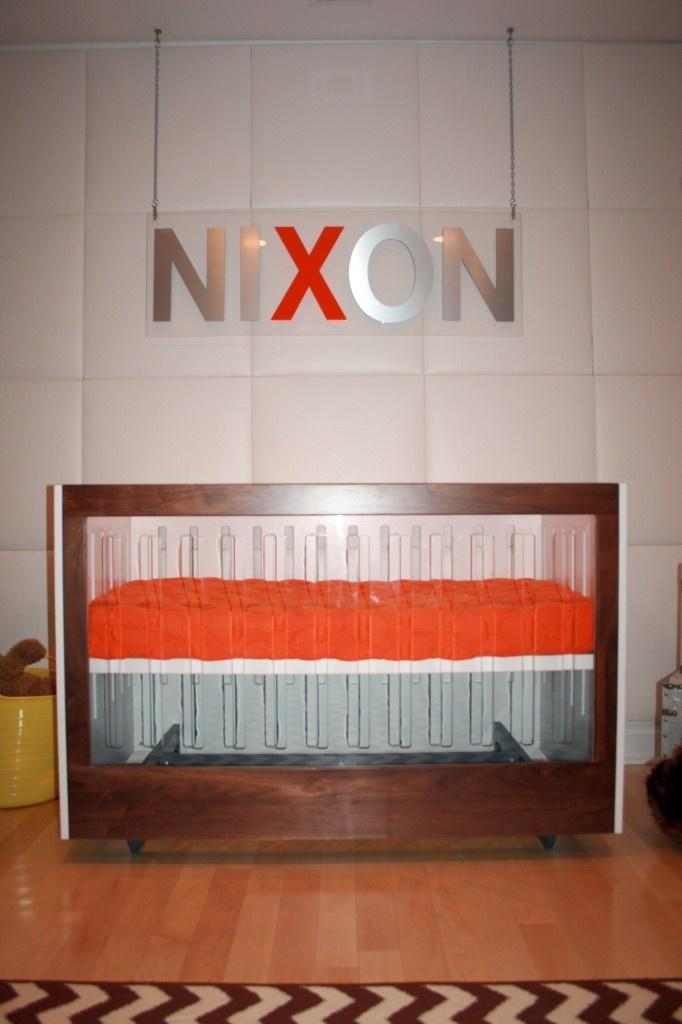 Very Unique Crib