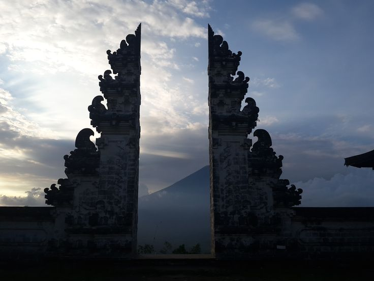 Pura Lempuyang #Bali #beautiful