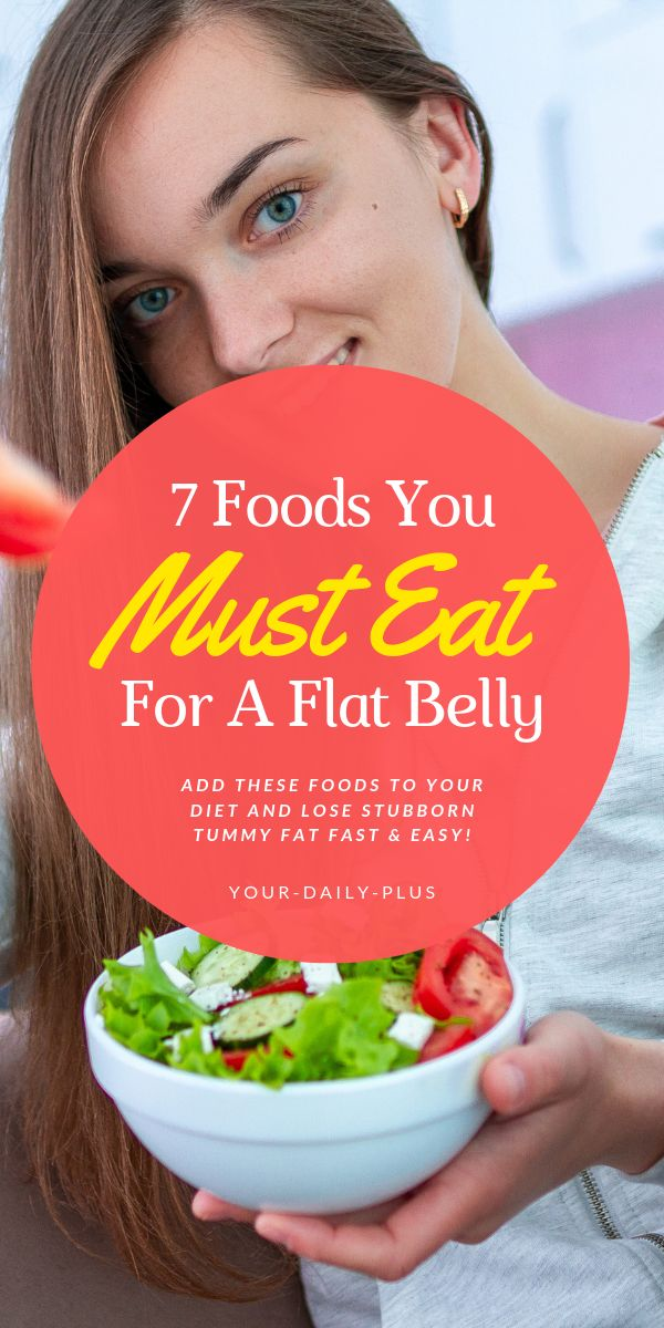 7 Foods You MUST Eat If You Want A Flat Belly – KETO