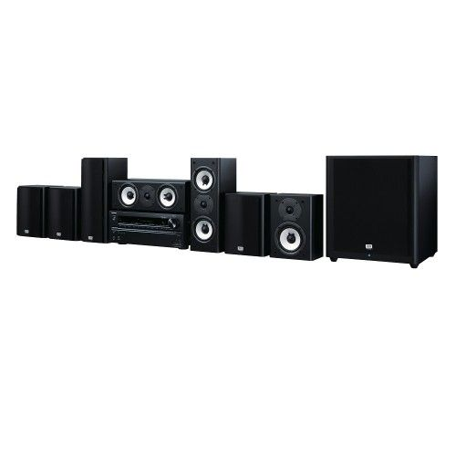CONJUNTO HOME CINEMA ONKYO HT-S9700THX. Uno de los mayores éxitos de ventas de Onkyo de todos los tiempos presenta ahora nuevas mejoras: decodificación Dolby Atmos®, compatibilidad con vídeo 4K/60 Hz, Wi-Fi® para audio de red de alta resolución y transmisión por Bluetooth mejorada con DSP. Todo en un práctico pack fácil de utilizar que ha sido probado y certificado por THX para garantizar una calidad de volumen y sonido propia de un cine. #homecinema #Onkyo
