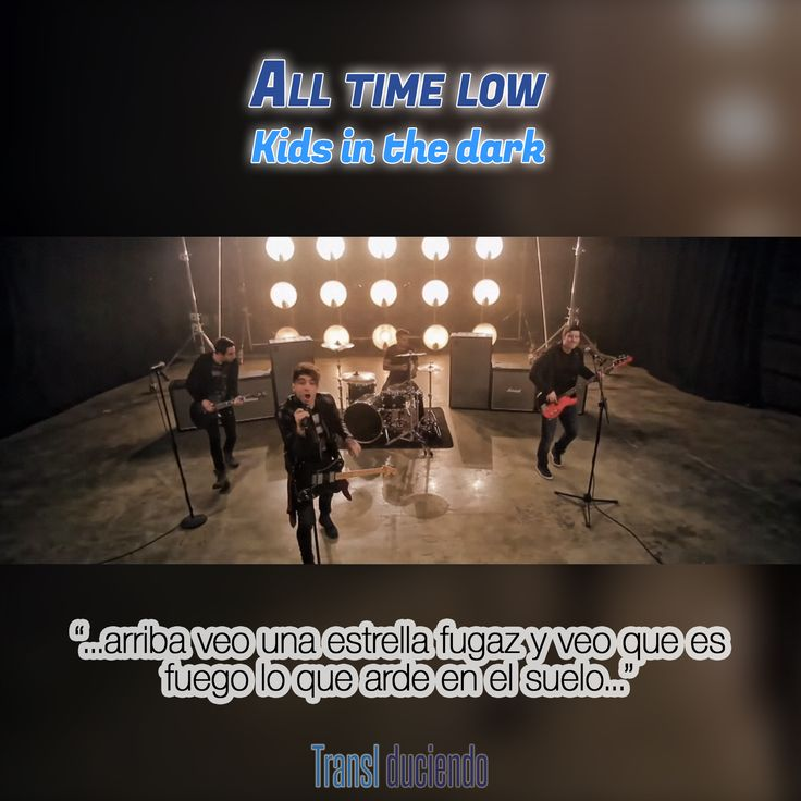 Traducción: #AllTimeLow - #KidsInTheDark | #FutureHearts http://transl-duciendo.blogspot.com.au/2015/04/all-time-low-kids-in-dark-chicos-en-la.html