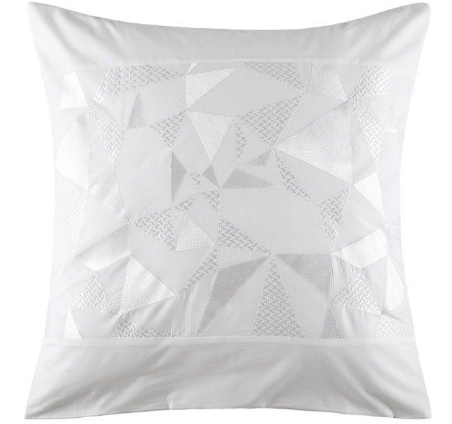 kas-white-liv-european-pillowcase-white
