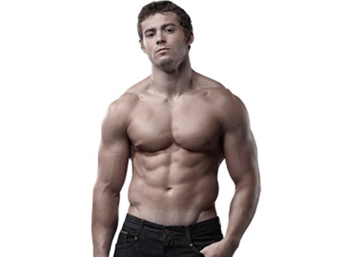 Leigh Halfpenny... Not Just for the shirtlessness... but also the talent :)