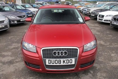 HPL Motors   Used Car Supermarket   Used Cars Details AUDI A3 1.6 SPECIAL EDITION 8V 5d 2 OWNERS FSH £6,999