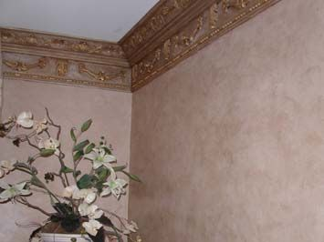 30 best home depot crown moulding types images on pinterest crown molding crown moldings and - Crown molding wallpaper ...