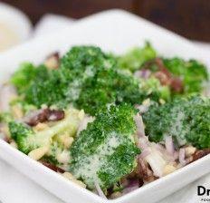 Brokolica šalát