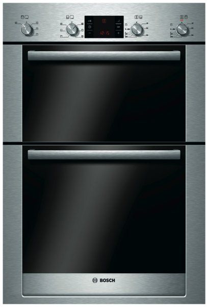 Bosch HBM43S550A 60cm Double Oven at The Good Guys