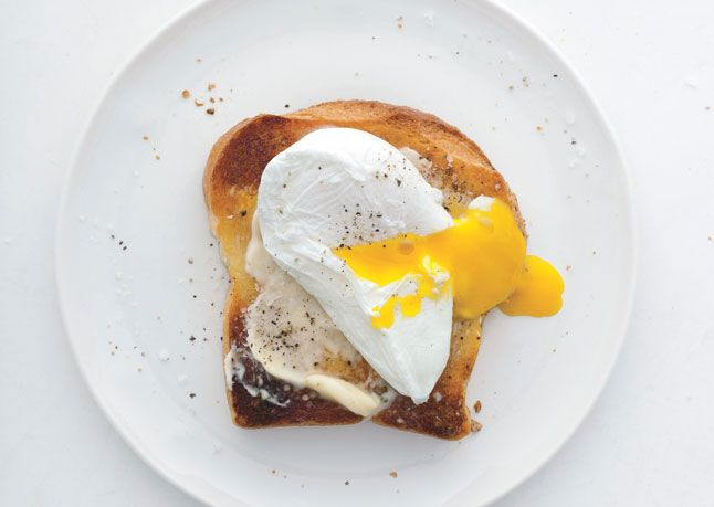 Good to know! How to cook the perfect poached food for health