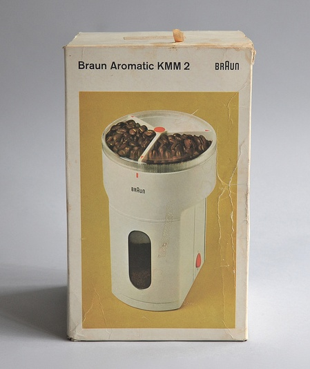 Aromatic KMM 2, Designed by Dieter Rams, 1969