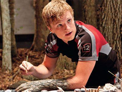 PeetaJosh Hutcherson, Catching Fire, The Hunger Games, Peeta Mellark, Movie, Thehungergames, People Magazine, Games Trilogy, Camouflage
