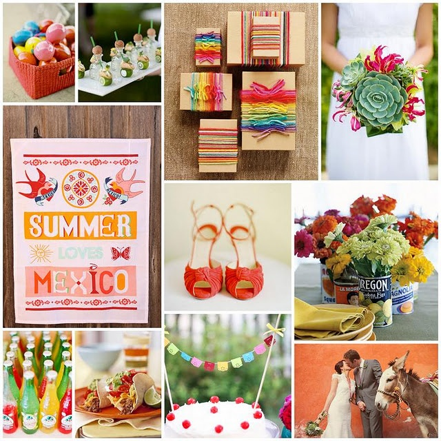 summer fiesta!Wedding Inspiration, Ideas, Mr. Tacos, Theme Parties, Tequila, Summer Parties, Inspiration Boards, Mexicans Theme, May 5