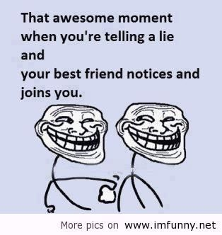 Funny Best Friend Quotes For Facebook Funny quotes on best friends
