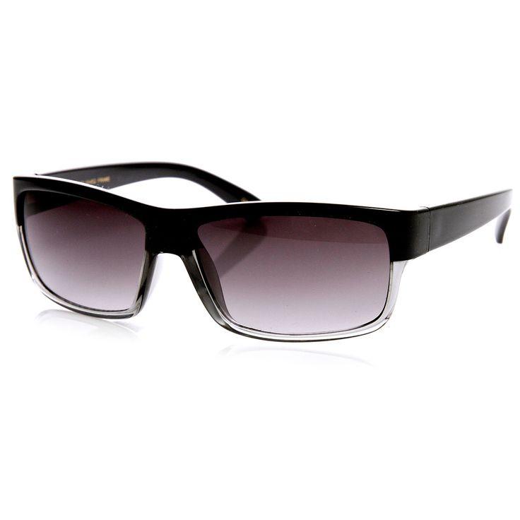High Quality Modern Rectangular Action Sports Sunglasses
