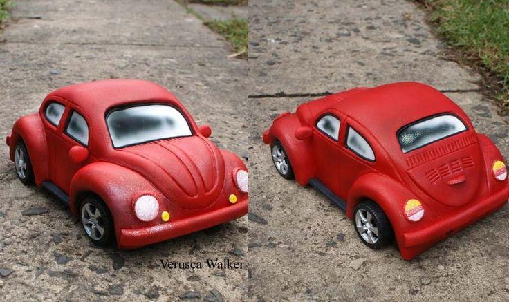 Volkswagen Figurine by Verusca.deviantart.com