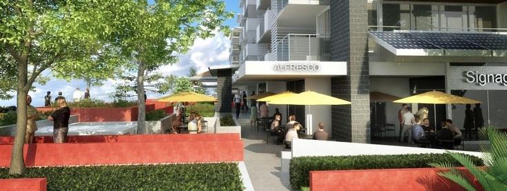 Labrador Park Urban Village > Castleship > Design and development application documents