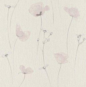573725 RASCH vliesová tapeta na zeď romantická Amélie, velikost 53 cm x 10,05 m