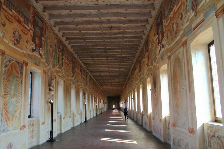 Sabbioneta - Galleria degli Antichi