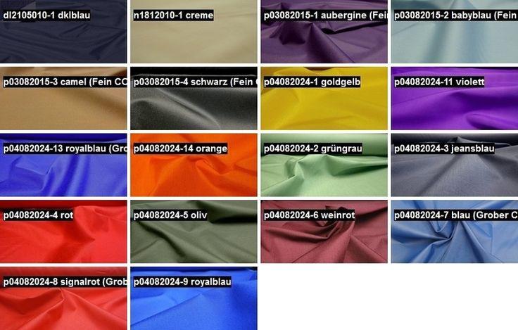 % CORDURA STOFF WASSERDICHT CORDURASTOFF #34 von Textilgrosshandel24 auf DaWanda.com