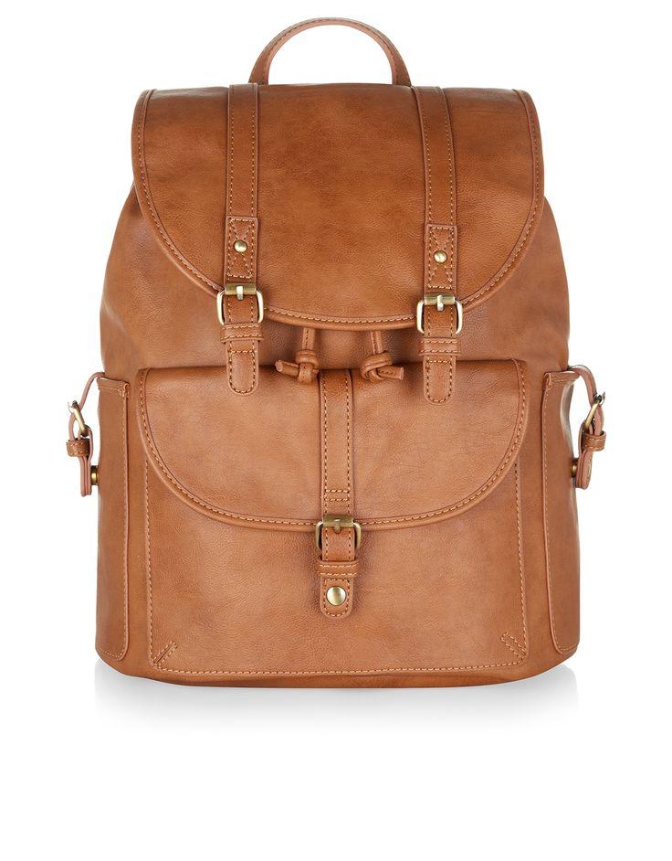Cambridge Slouchy Backpack
