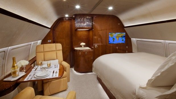 Boeing Business Jet Charter | Avjet Corporation