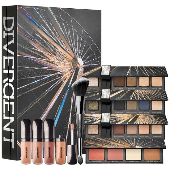 Shop the Divergent Makeup Collection at Sephora