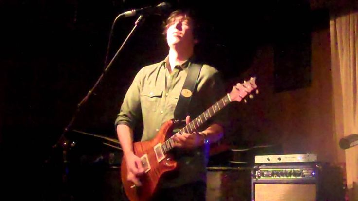 "Davy Knowles - ""Riverbed"" - The Hideout, Chicago, January 2014"
