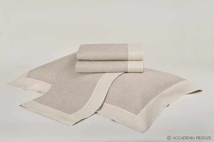 Nadir Jour Pure Linen Bed Set