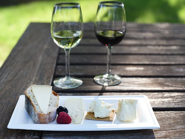 Green Dirt Farm Creamery & Vox Vineyards offer a local cheese and wine experience in Weston, MO   VisitMO Spotlight