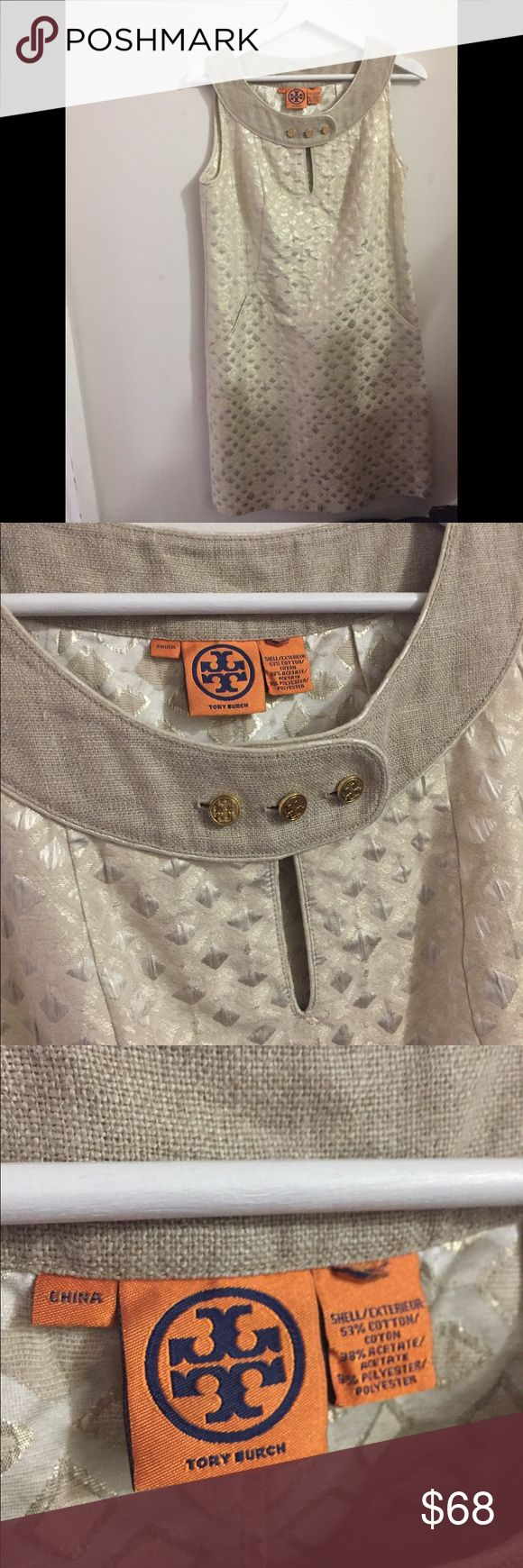 TB DRESS PreOwned Tory Burch Dresses