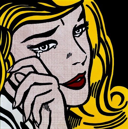 Roy Lichtenstein -pop aRt