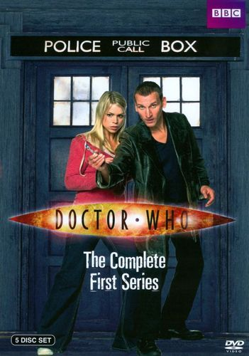 Doctor Who: The Complete First Series [5 Discs] [DVD]