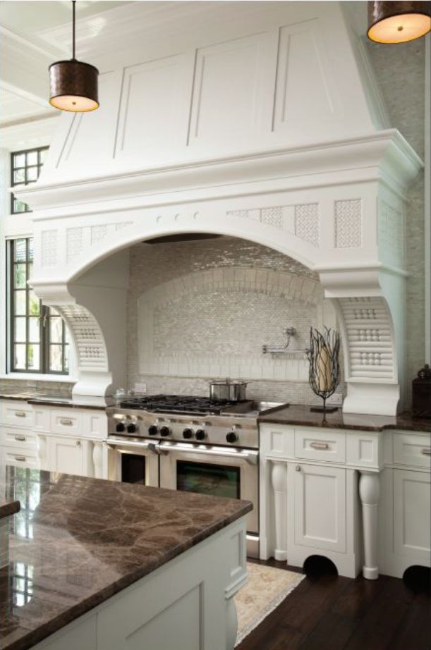 The most amazing kitchen I've ever seen!