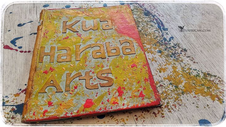 The #KwaHaraba #Arts #Cafe in #Blantyre - an intro