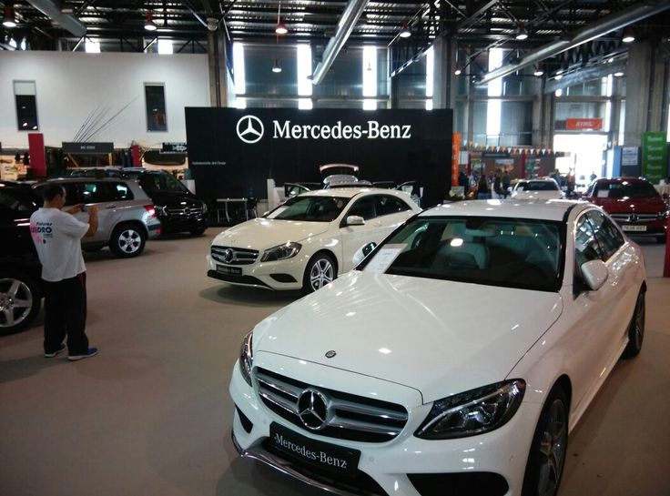 feciex 2014 - Mercedes-Benz Extremadura