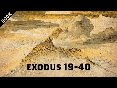 An animated Bible walk through of Exodus 19-40 Donate To More Videos Here: http://www.jointhebibleproject.com Say hello or follow us here: Twitter: http://tw...