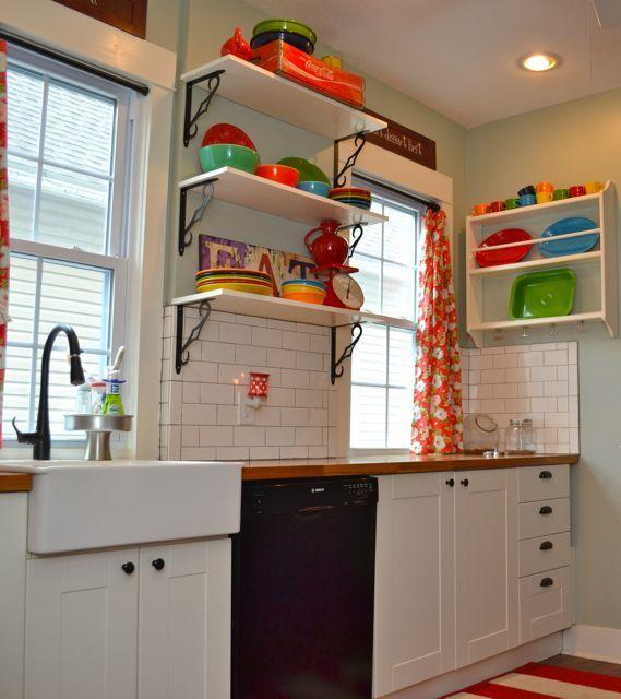 Why I love my IKEA kitchen cabinets - NewlyWoodwards