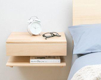 schwimmende schublade krankenbett von urbansize auf etsy schlafzimmer pinterest. Black Bedroom Furniture Sets. Home Design Ideas