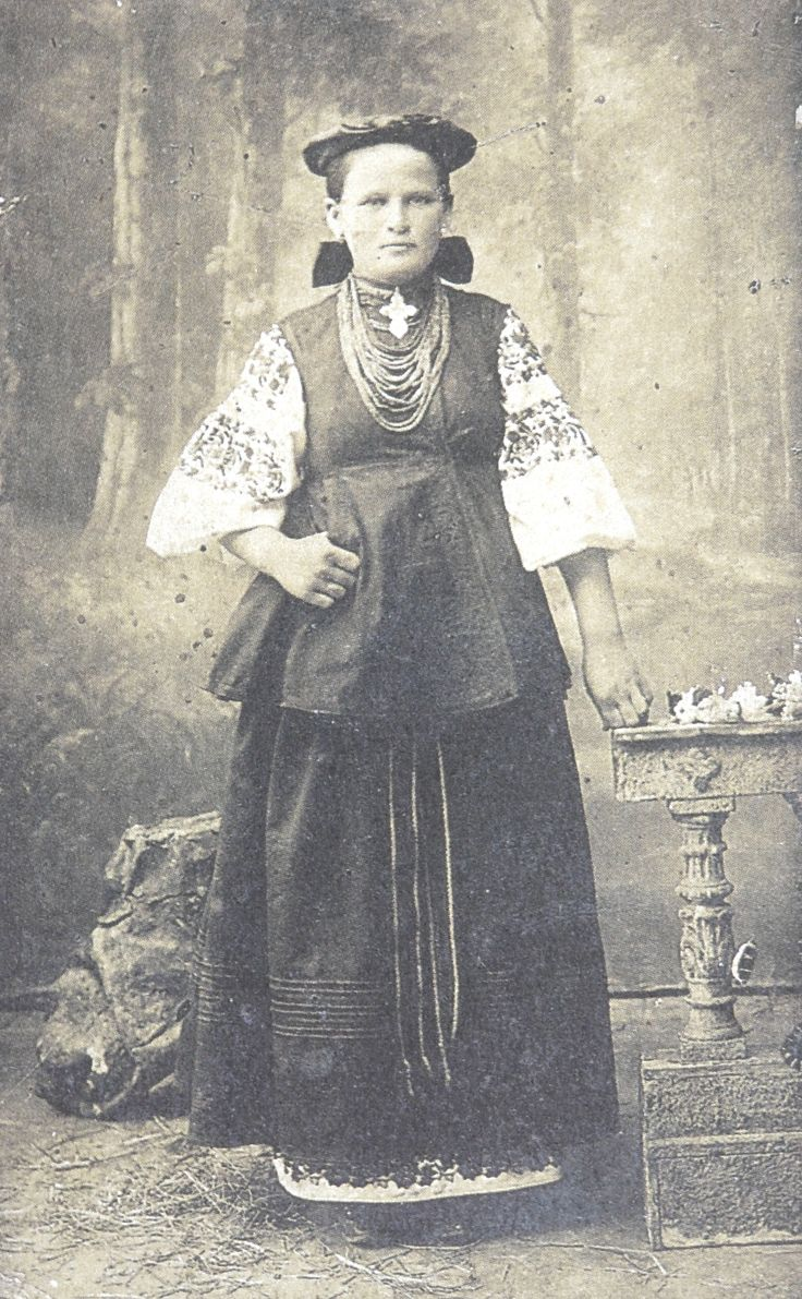 Ульяна Ладика . Село Ромни ( Сумська обл. ) 1906 р.