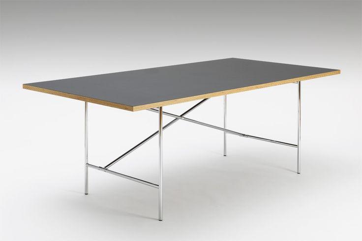 Eiermann Table 1                                                                                                                                                                                 Mehr