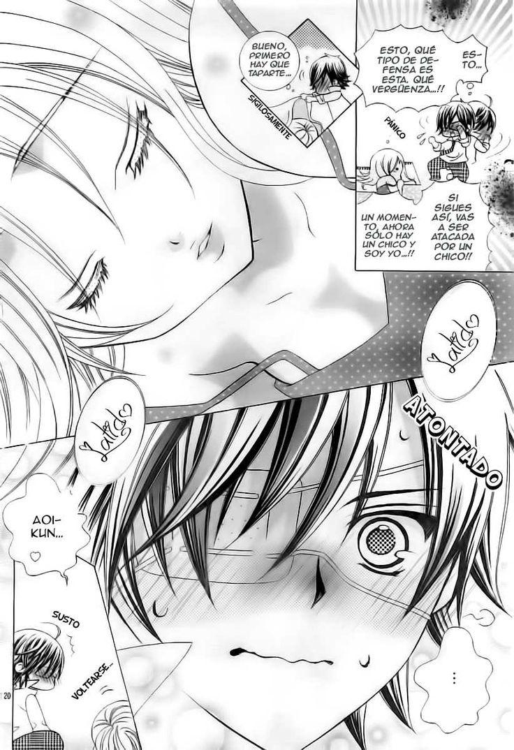 Manga Kobayashi ga Kawai Sugite Tsurai-- Capítulo 26 Página 21