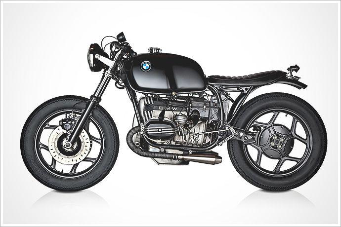 Motor Manners: Zo maak je van oude BMW een vette caféracer