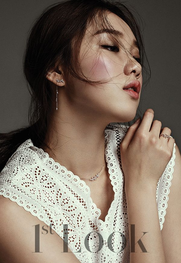 LEE SUNG KYUNG | 1ST LOOK MAGAZINE MAY '15 ISSUE