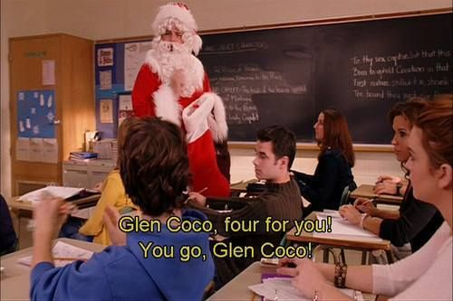 One of the most beloved characters of the 2000s that never actually appeared on camera, nor had a single line. YOU GO GLEN COCO!